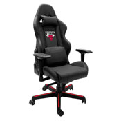 Xpression Gaming Chair with Chicago Bulls Logo