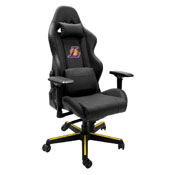 Xpression Gaming Chair with Los Angeles Lakers Logo