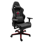 Xpression Gaming Chair with Miami Heat Logo