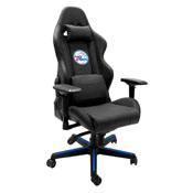 Xpression Gaming Chair with Philadelphia 76ers  Logo