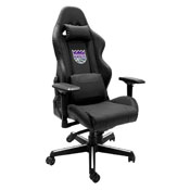 Xpression Gaming Chair with Sacramento Kings Logo