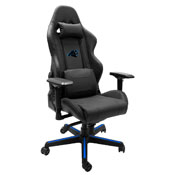 Xpression Gaming Chair with Carolina Panthers