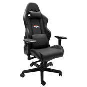 Xpression Gaming Chair with Denver Broncos