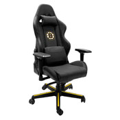 Xpression Gaming Chair with Boston Bruins Logo