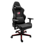 Xpression Gaming Chair with Carolina Hurricanes Logo