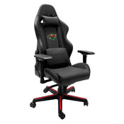 Xpression Gaming Chair with Minnesota Wild Logo