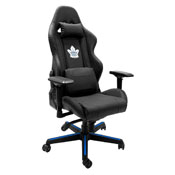 Xpression Gaming Chair with Toronto Maple Leafs Logo