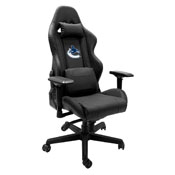 Xpression Gaming Chair with Vancouver Canucks Logo