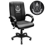 Office Chair 1000 with Call of Duty West Top Level Faction Logo