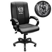 Office Chair 1000 with Call of Duty Africanz Logo