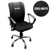 Curve Task Chair with Call of Duty Logo