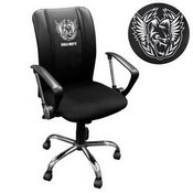Curve Task Chair with Call of Duty Africanz Logo
