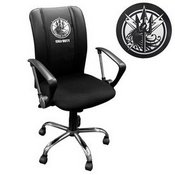 Curve Task Chair with Call of Duty JSOF Logo