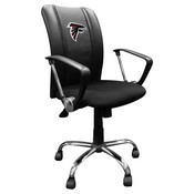 Curve Task Chair with Atlanta Falcons