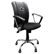 Curve Task Chair with Dallas Cowboys