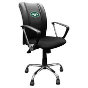 Curve Task Chair with New York Jets