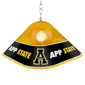 Applachian State Mountaineers Game Table Light-Square-Primary Logo
