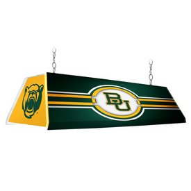 "Baylor University Bears 46"" Edge Glow Pool Table Light-Primary Logo"