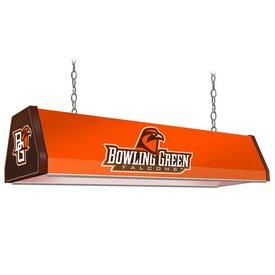 "BGSU - Bowling Green State Falcons 38"" Standard Pool Table Light-Primary Logo"