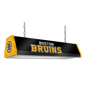 Boston Bruins: Standard Pool Table Light