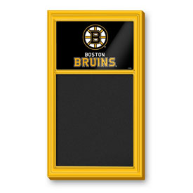 Boston Bruins: Chalk Noteboard
