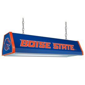 "BSU - Boise State Broncos 38"" Standard Pool Table Light-Blue"