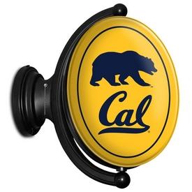 Cal Berkeley Golden Bears Rotating LED Team Spirit Wall Sign