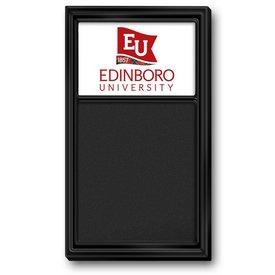 Edinboro Fighting Scots Team Board Chalkboard