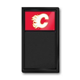 Calgary Flames: Chalk Noteboard