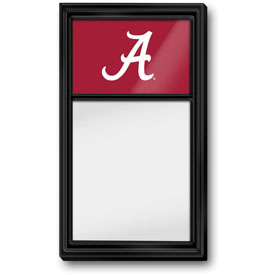 Alabama Crimson Tide: Dry Erase Note Board