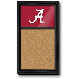 Alabama Crimson Tide: Cork Note Board