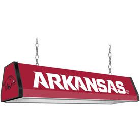 Arkansas Razorbacks: Standard Pool Table Light