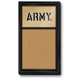 Army Black Knights: Cork Noteboard