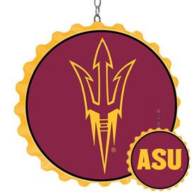 Arizona State Sun Devils: Bottle Cap Dangler