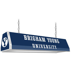 BYU Cougars: Standard Pool Table Light