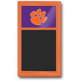 Clemson Tigers: Chalk Note Board