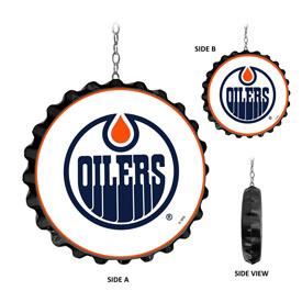 Edmonton Oilers: Bottle Cap Dangler