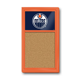 Edmonton Oilers: Cork Noteboard