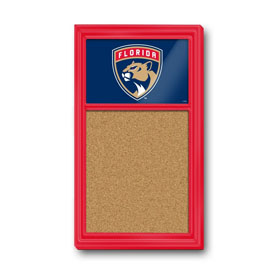 Florida Panthers: Cork Noteboard
