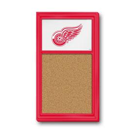 Detroit Red Wings: Cork Noteboard