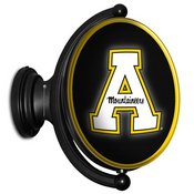 Applachian State Mountaineers Rotating LED Team Spirit Wall Sign