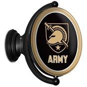 Army USMA Black Knights Rotating LED Team Spirit Wall Sign