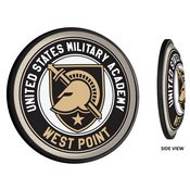 Army USMA Black Knights Slimline Illuminated Team Spirit Wall Sign-Round