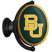 Baylor University Bears Rotating LED Team Spirit Wall Sign