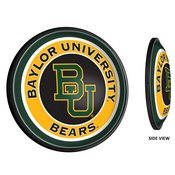 Baylor University Bears Slimline Illuminated Team Spirit Wall Sign-Round
