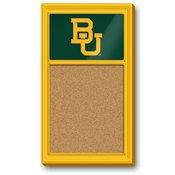 Baylor University Bears Team Board Corkboard