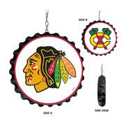 Chicago Blackhawks: Bottle Cap Dangler