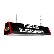 Chicago Blackhawks: Standard Pool Table Light