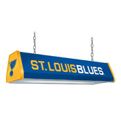 St. Louis Blues: Standard Pool Table Light