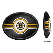 Boston Bruins: Oval Slimline Illuminated Wall Sign